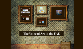 The Voiceof Art in the UAE