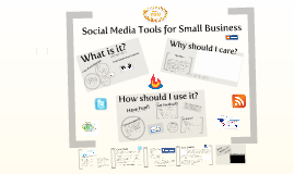 Copy of Social Media Tools for Small Business
