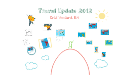 Travel Update 2012