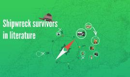 Shipwreck survivors