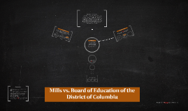 Mills vs. Board of Education of the District of Columbia
