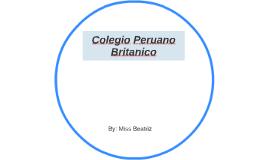 Colegio Peruano Britanico