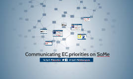 Communicating EC Priorities on Social Media