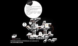 REFORZAMIENTO DIFERENCIAL DE CONDUCTA INCOMPATIBLE (RDI)