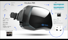 Copy of The Oculus Rift