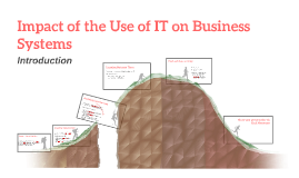 Impact of the Use of IT on Business Systems