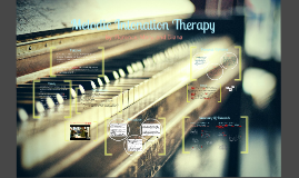 Copy of Melodic Intonation Therapy