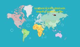 Los espacios de la Alter-globalización.
