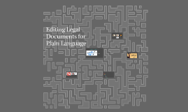 Editing for the Legal Profession