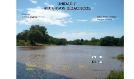 UNIDAD 7 RECURSOS DIDACTICOS