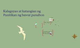 Kalagayan at katangian ng Panitikan ng bawat panahon