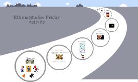 Friday Activity