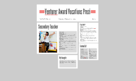Copy of Venturer Award Vocations Prezi