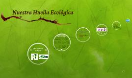 Nuestra Huella Ecológica