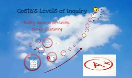 Costas Levels of Inquiry