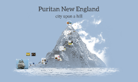 Ch. 2 Puritan New England