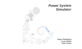 Copy of Power system simulator