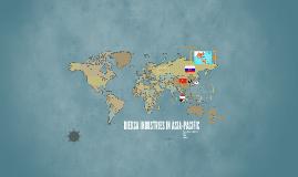 Global Regions: Bieksa Industries in Asia-Pacific