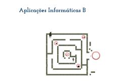 Aplicações Informaticas B