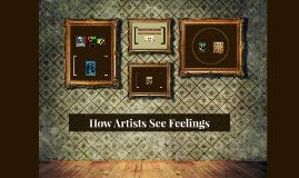 How Artists See Feelings