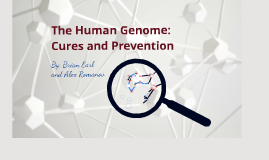 "Genome ""prevention and cures"""