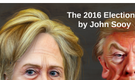 The 2016 Election