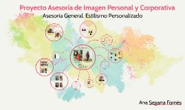 Proyecto Asesoría de Imagen Personal y Corporativa