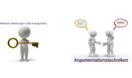 Copy of Argumentationstechniken