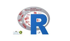 Was ist R?