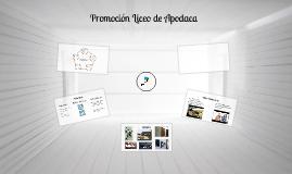 Promocion Liceo de Apodaca