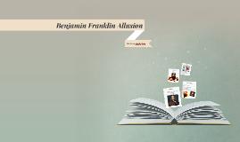 Benjamin Franklin Allusion