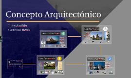 Concepto Arquitectónico