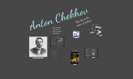 Copy of anton chekhov