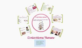 El microbioma humano
