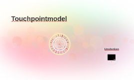 Touchpointmodel