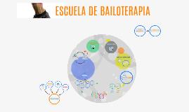 Escuela de Bailoterapia