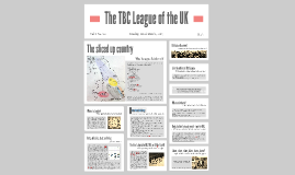 The TBC League of the UK