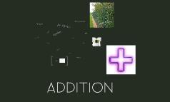 Copy of Addition