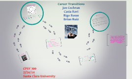 CPSY 300 Career Transitions
