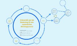 Copy of Zirkularität und die Bedeutung für den systemischen Beratung