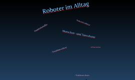Roboter im Alltag