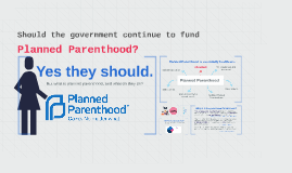 Should the government continue to fund