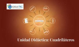 Unidad Didáctica: Cuadriláteros