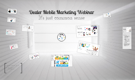 Dealer Mobile Marketing Webinar