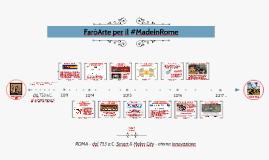 FaròArte per il #MadeinRome