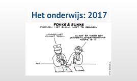 Nederlands onderwijssysteem: 2016
