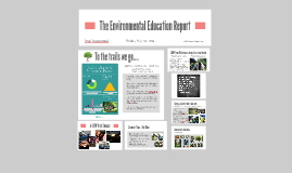 Copy of Environmental Education Report