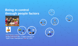 Being in control through people factors v2