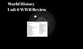 Unit Review Pages