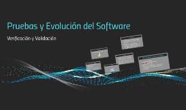 Pruebas y Evolución del Software